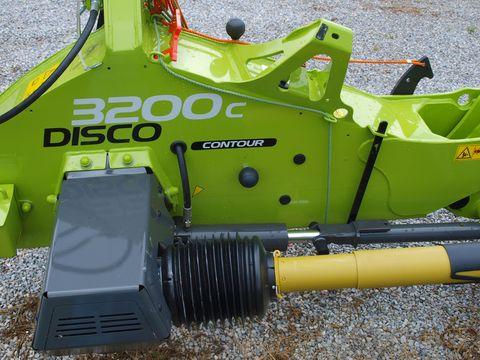 Claas DISCO 3200 C CONTOUR