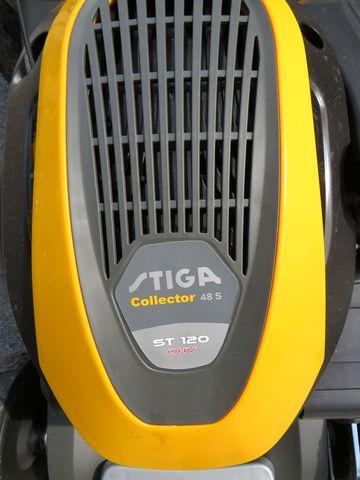 Stiga Collector 48 S