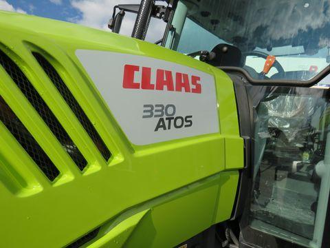 Claas Atos 330