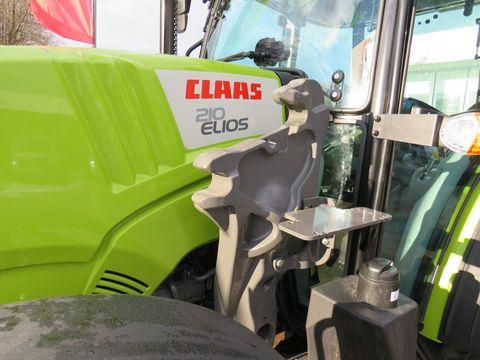 Claas Elios 210 Allrad