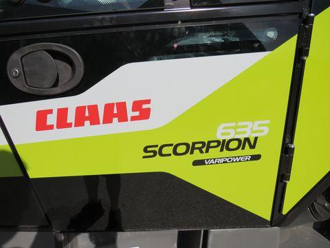 Claas SCORPION 635 VARIPOWER