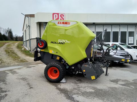 Claas ROLLANT 520 RC