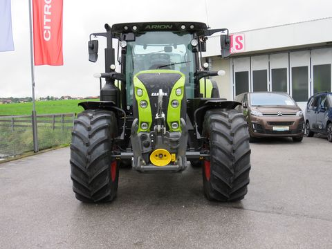 Claas Arion 610 CEBIS CMATIC