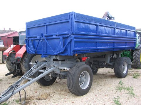 Egyéb BSS 12-16 pótkocsi