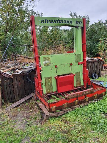 Egyéb Strautmann 4c silóvágó