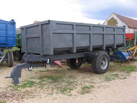 Egyéb BSS 900 pótkocsi