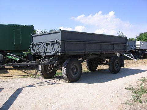 Egyéb HW8011 pótkocsi