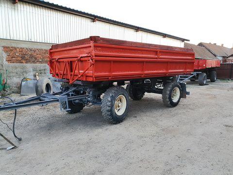 Egyéb HW6011 pótkocsi