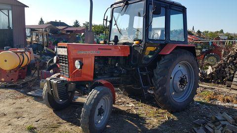 MTZ 80 belarus traktor