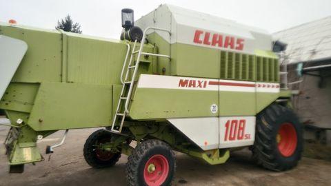 Claas 108 SL Maxi kombájn