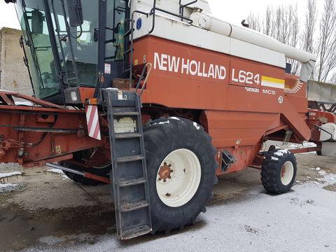 New Holland L 624 kombájn