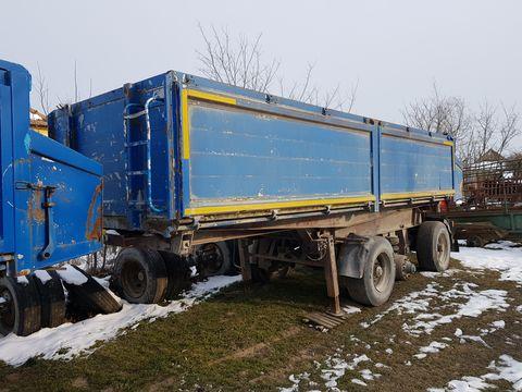 Kässboher 24 pótkocsi