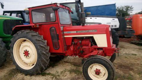 Egyéb IH 674 traktor alkatrészek