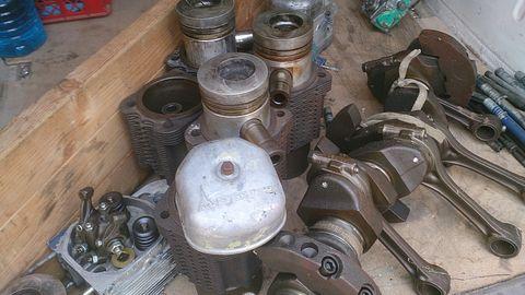 Egyéb Deutz motor alkatrészek
