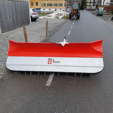 Rapid Hill Rake Erni GT250