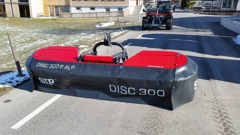 SIP Disc 300F Alp