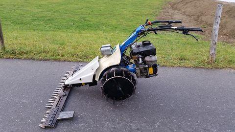 BCS 11PS Getriebemäher