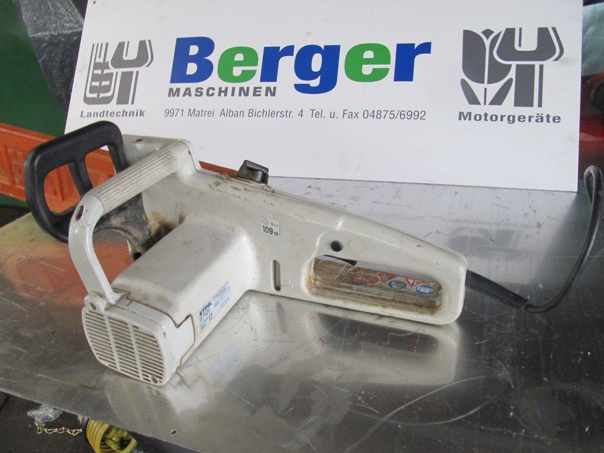 stihl mse220c - berger landtechnik gmbh - landwirt