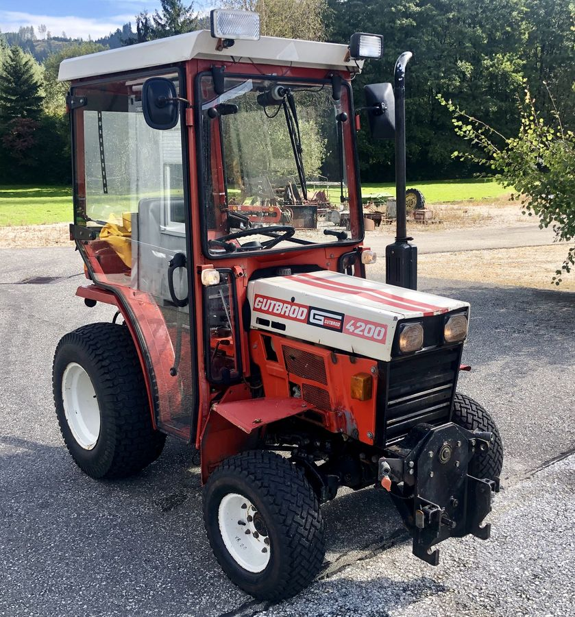 Gutbrod Traktor