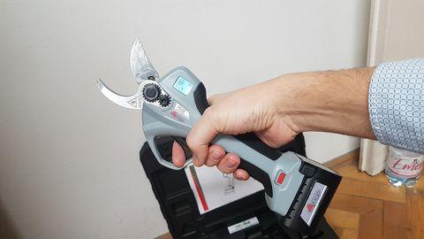 Egyéb Arvipo PS32 elektromos metszőolló 3 akkumulátor