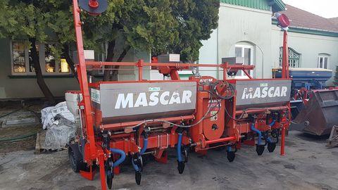 Mascar Maxi full extra vetőgép, jó állapotban