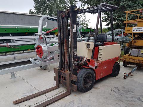 Egyéb Bolgár 2t dízel üzemű targonca