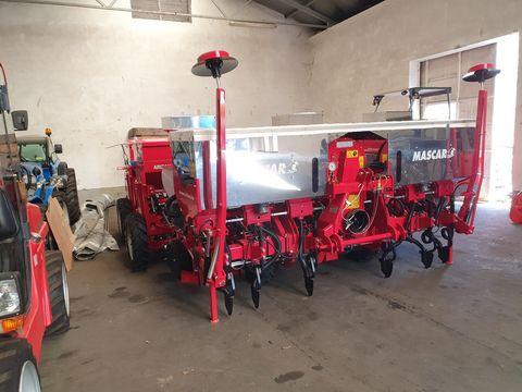 Mascar Maxi 6/960/25 kukorica vetőgép