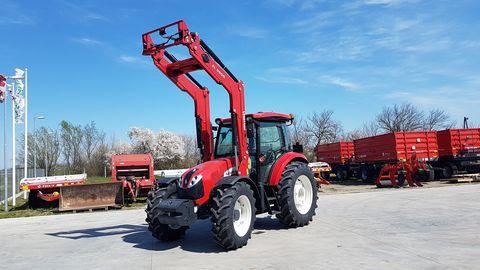 Egyéb Basak 2110 traktor rakodóval