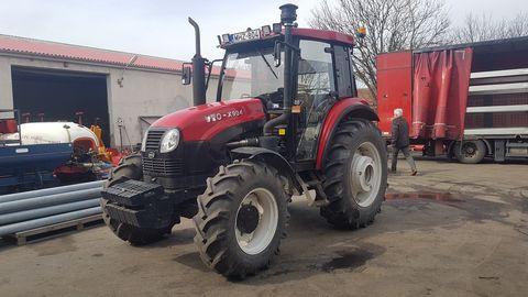 YTO X904 traktor , 3.500 üó
