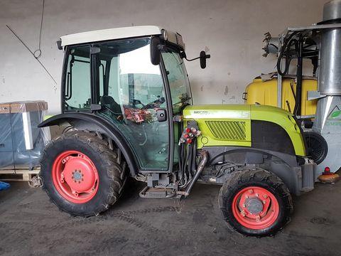 Claas Nectis 237VL kesneny nyomtávú traktor