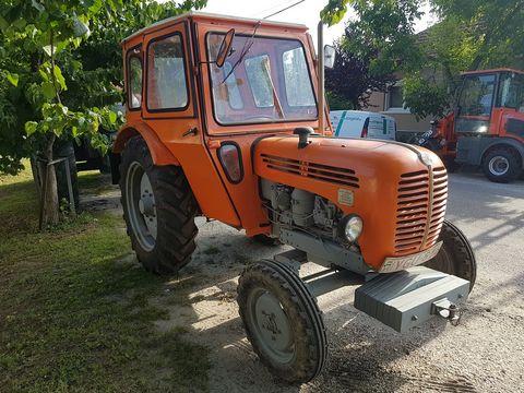 Steyr 290 traktor SZÉP, 1400 üó, limitált kiadás