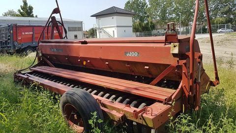 IH 6200 vetőgép