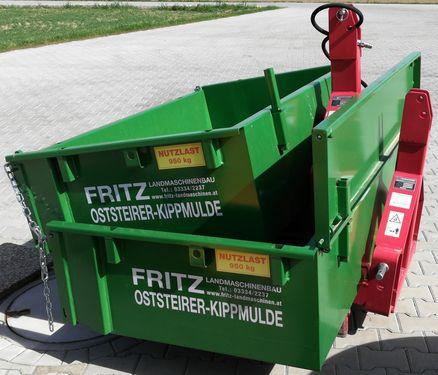Fritz Oststeirer Standard 950 160x100x36