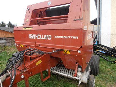 New Holland 5950 Fiatagri Cropcutter