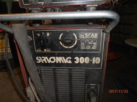 Sonstige SCAB SIRI MIG 300-10