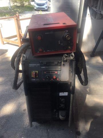 Egyéb 400 V-os ipari hegesztőgép