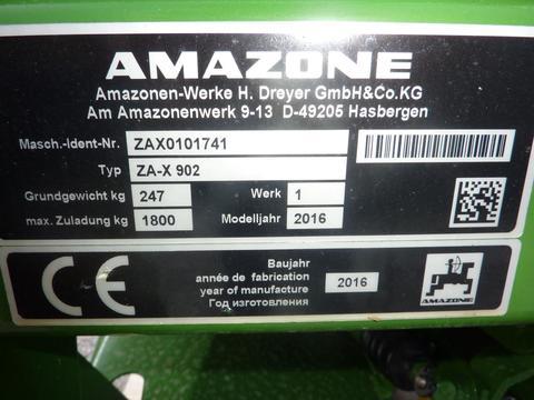 Amazone ZA-X 902 Perfect