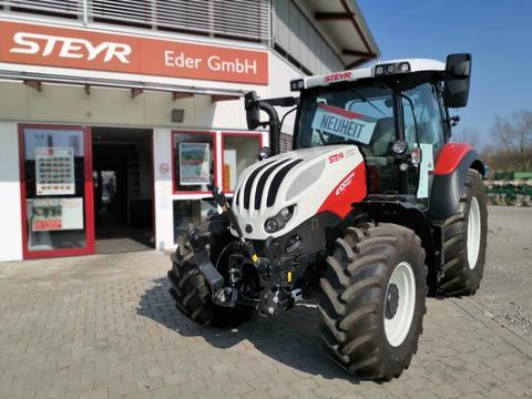Steyr Expert 4100 CVT