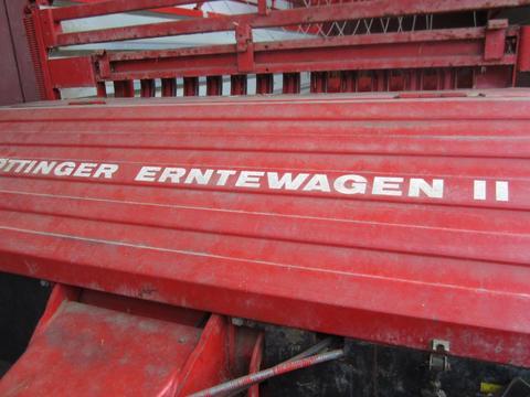 Pöttinger    Erntewagen II