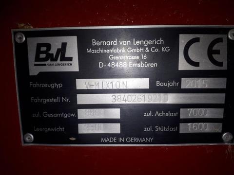 BVL - van Lengerich V-Mix 10 N T