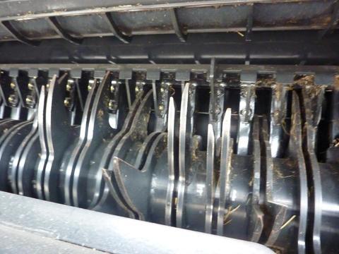 Case-IH RB 465 VC Rotor Cutter