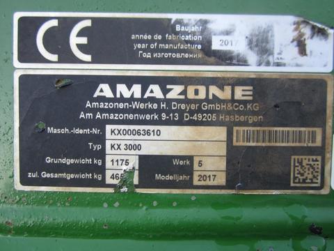 Amazone Kreiselgrubbe KX 300