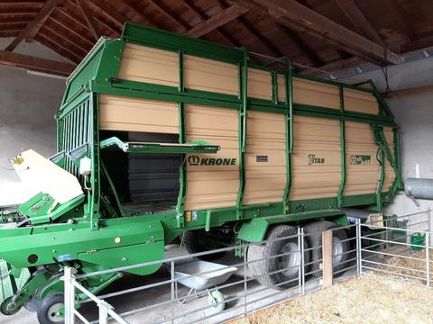 Krone Titan GL 6/48 all in