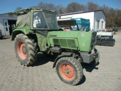 Fendt Farmer 5 S