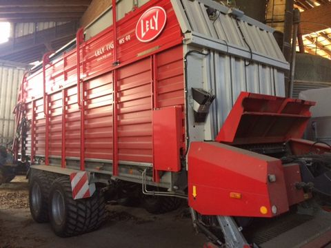 Lely Ladewagen Tigo MS 60