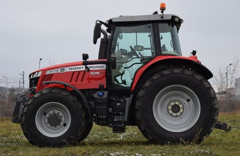 Massey Ferguson MF 6718 S Dyna-VT Exclusive
