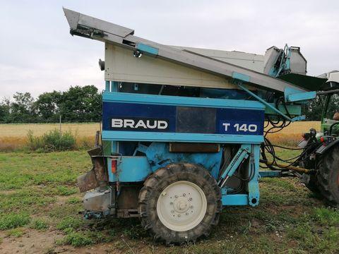 Braud Traubenvollernter Braud T 140
