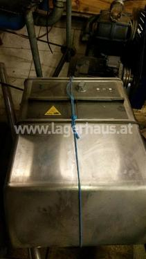 ALFA LAVAL C100 WASCHAUTOMAT, RELAISER,DUO VAC 300