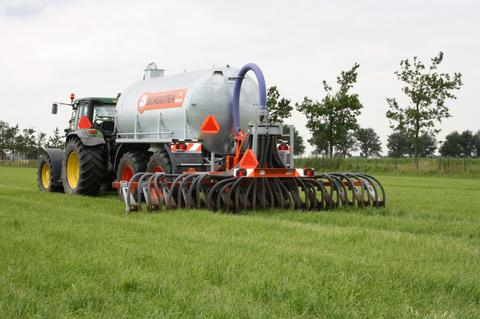 Schouten Farmline VT 120TA