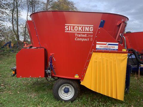 Siloking TrailedLine Classic Compact 8
